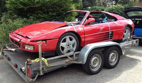 Ferrari 348 Parts by 1990 Ferrari 348 Parts For Sale For Sale Car And Classic