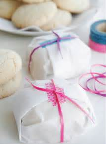How To Bake Paper To Make It Look - wrap it up 30 cookie wrappers to buy or diy brit co