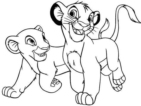 birthday lion coloring page 17 best images about disney the lion king on pinterest