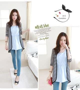 Bzjt217090507244 Blazer Hitam Korea Blazer Putih Termurah cardigan hitam putih zip sweater
