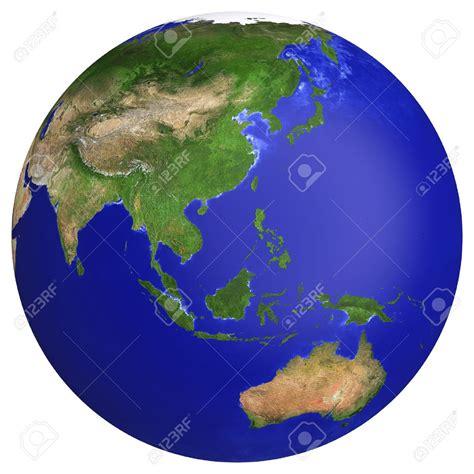 australia globe map globe map of asia all world maps