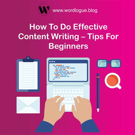 effective content writing tips beginners