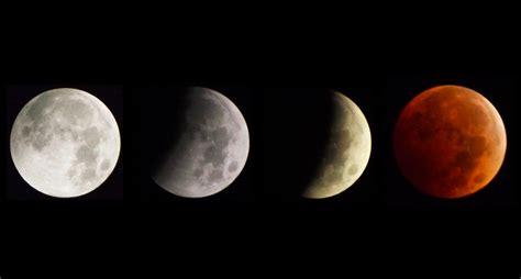 ricuh pasca fenomena langka gerhana bulan sosok raksasa