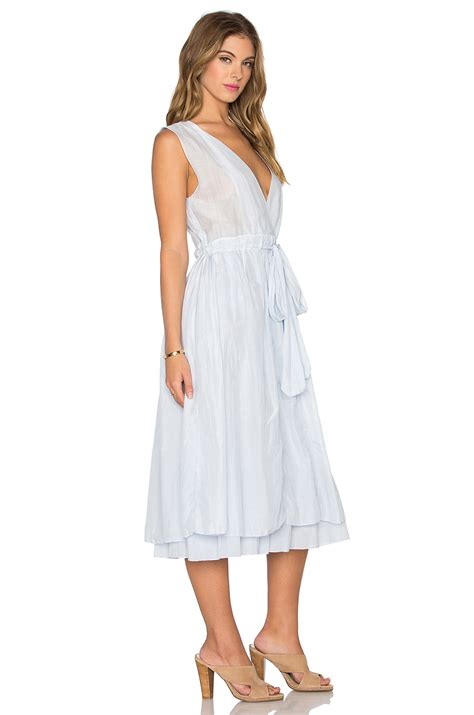 Cp Dress by Cp Shades Dress In White Lyst