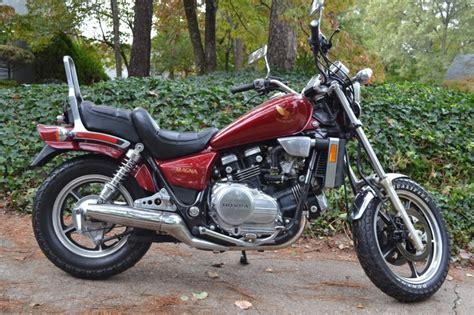 Honda V45 Magna by 1985 Honda Magna V45 2011 4 The Of My Bike