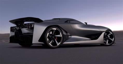Nissan Prototype Nissan Concept 2020 Vision Gran Turismo Revealed Likely
