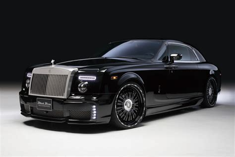 roll royce bahawalpur rolls royce phantom drophead coupe wald black bison 2007