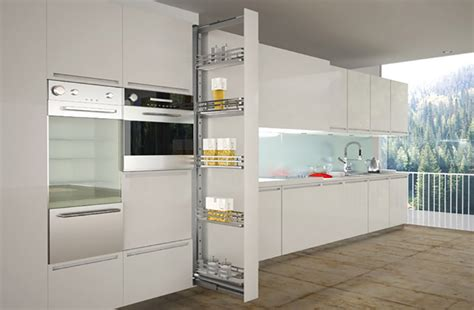 Pull Out Pantry Unit by Sige Pantry Units