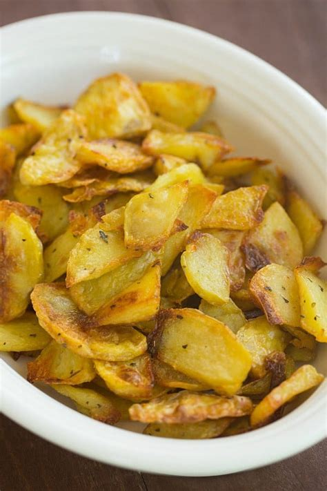 Alive Potato Brown s roasted potatoes brown eyed baker