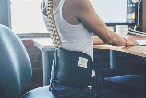 better back posture this ingenious device makes it impossible to slouch in