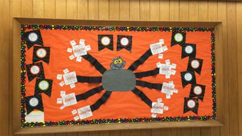 halloween reading themes halloween bulletin boards for reading