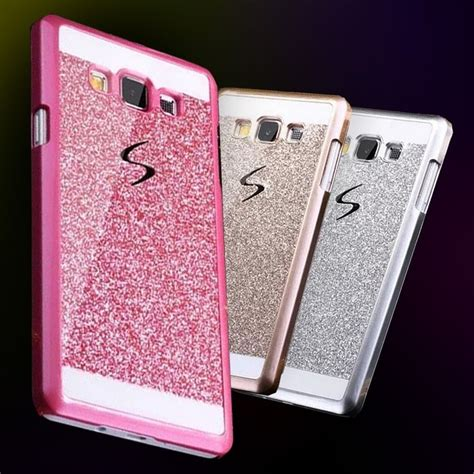 Samsung Galaxy G530 Hardcase Back Cover Kulit Cover Silikon bling glitter pc cover for samsung