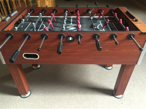 Foosball Table For Sale by Foosball Table For Sale In Nurney Kildare From Rosin O