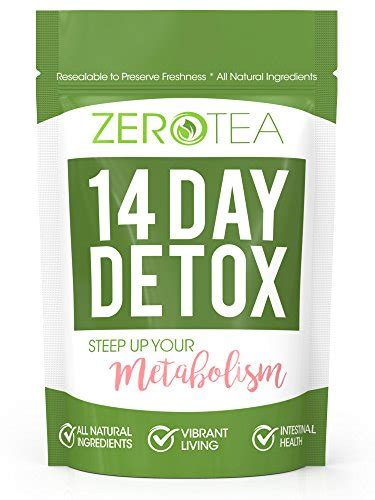 Smart Cleanse 14 Day Detox Reviews by Top 25 Best Detox Tea Healthy4lifeonline