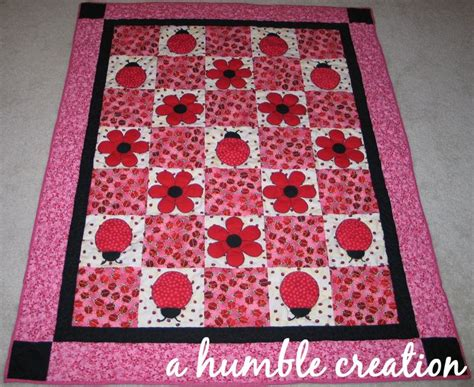 ladybug quilt patterns search quilting