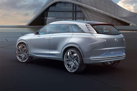 Future Hyundai Cars by Hyundai Fe Fuel Cell Concept Looks To The Future At Geneva