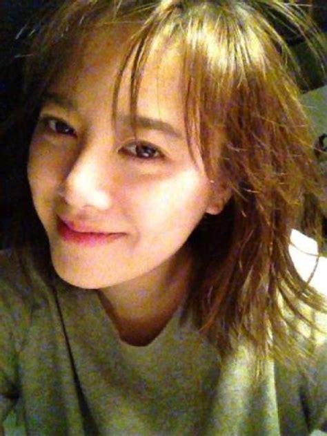 history of koo hye sun goo hye sun bare face selca
