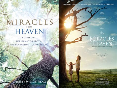 Miracle From Heaven 15 Book To Adaptations You Ll Want To See