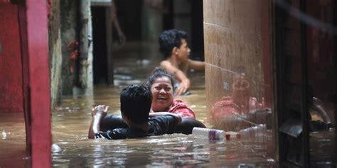 jakarta banjir ketua dprd dki ingatkan anies pentingnya