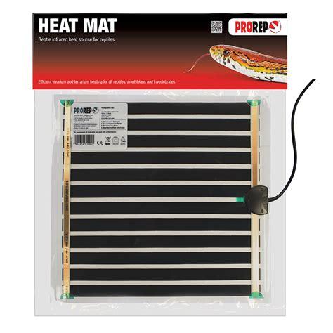 Heat Mat Temperature by Printed Element Heat Mat Prorep