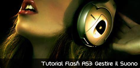 tutorial flash esterno audio juliusdesign