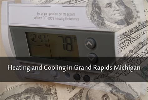 Kentwood Plumbing And Heating by Heating And Cooling In Grand Rapids Michigan Tips