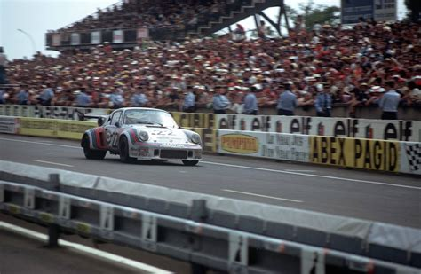 Porsche At by Porsche At Le Mans 1974 To 1981 History Photos Profile