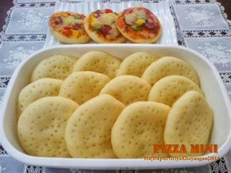 cara membuat pizza homemade dapur griya khayangan pizza mini