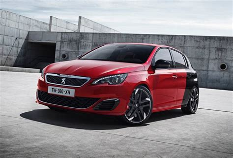 Peugeot 308 Gti Confirmed For Australia Arrives 2016