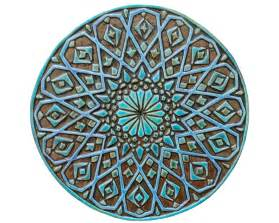 Moroccan Wall Decor by Moroccan Wall Decor Made From Ceramic Exterior Wall