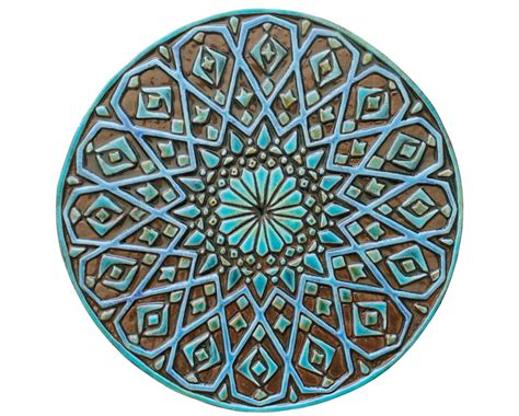 decorative ceramic wall plaques moroccan wall decor made from ceramic exterior wall