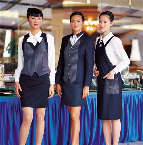 holiday inn front desk uniform customized hotel front office uniform buy hotel front
