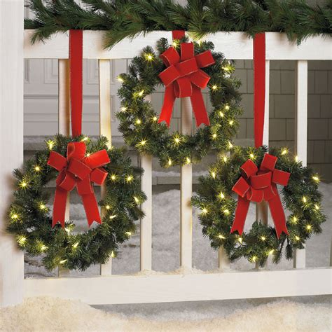 christmas decorations for fences 50 best outdoor decorations for 2016