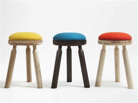 ninna stool by adentro design carlo contin