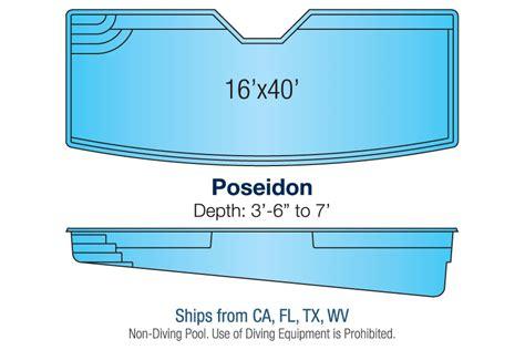 Outdoor Living Poseidon 01 Fiberglass Pool Builder In Orange County