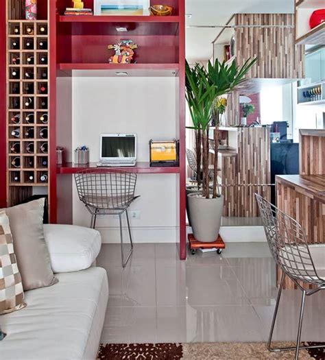 apartamento decorado imagem 7 apartamentos pequenos decorados e otimizados