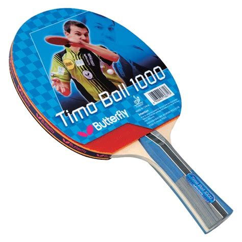 Bat Butterfly Timo Boll 1000 butterfly table tennis timo boll 1000 racket speed spin