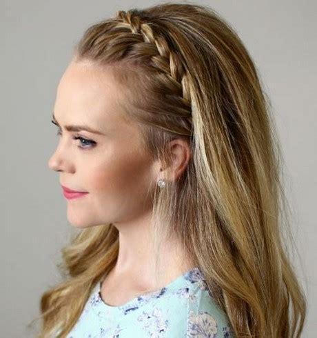 hairstyles with a hair band band braid