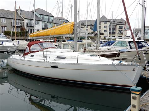 used boats cornwall 2001 beneteau oceanis clipper 311 falmouth cornwall