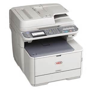 wireless color laser printer oki 174 mc562w wireless multifunction color laser printer