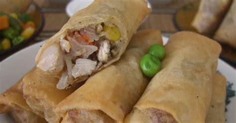 buat kulit lumpia mudah resep cara membuat lumpia sayur mudah enak