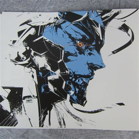 Ps3 Bd Metal Gear Rising metal gear rising revengeance yoji shinkawa book ps3