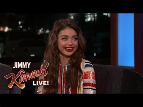 sarah hyland youtube comedian sarah hyland on dating wells from the bachelorette jokepit