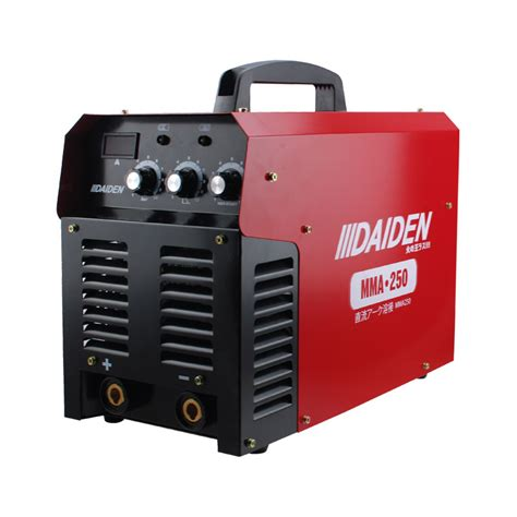 Mesin Las Welding Machine daiden welding inverter machine mesin las mma 250