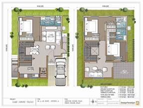 30x40 Duplex House Plans Home Design Lake Shore Villas Designer Duplex Villas For Sale In Prime Locality 30x40 House