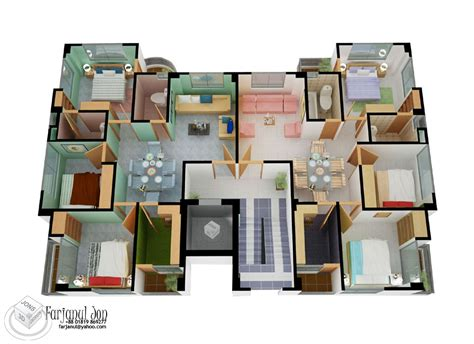 3d floor plan roof cut view 05 by jons3d on deviantart 3d floor plan roof cut view 04 by jons3d on deviantart
