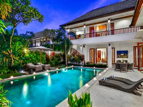 villas in seminyak bali airbnb legian villas bali 4 bedroom villas in legian bali psoriasisguru com