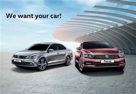 volkswagen malaysia ad volkswagen offers attractive trade in program for