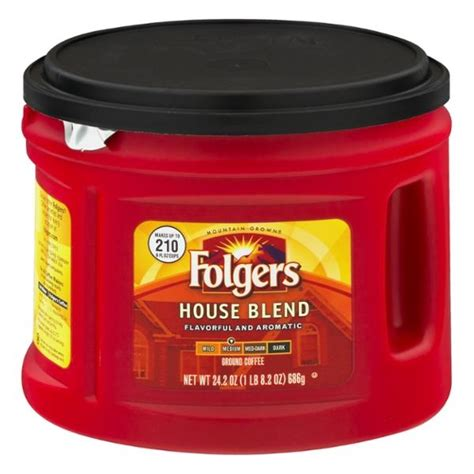 Coffee Elsewhere Folgers Gourmet Blends So What by Folgers House Blend Medium Ground Coffee Hy Vee Aisles