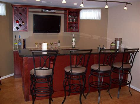 Home Basement Bar Crafted Basement Bar By Sdg Home Solutions